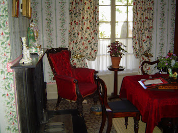 Vaucluse House- morning room