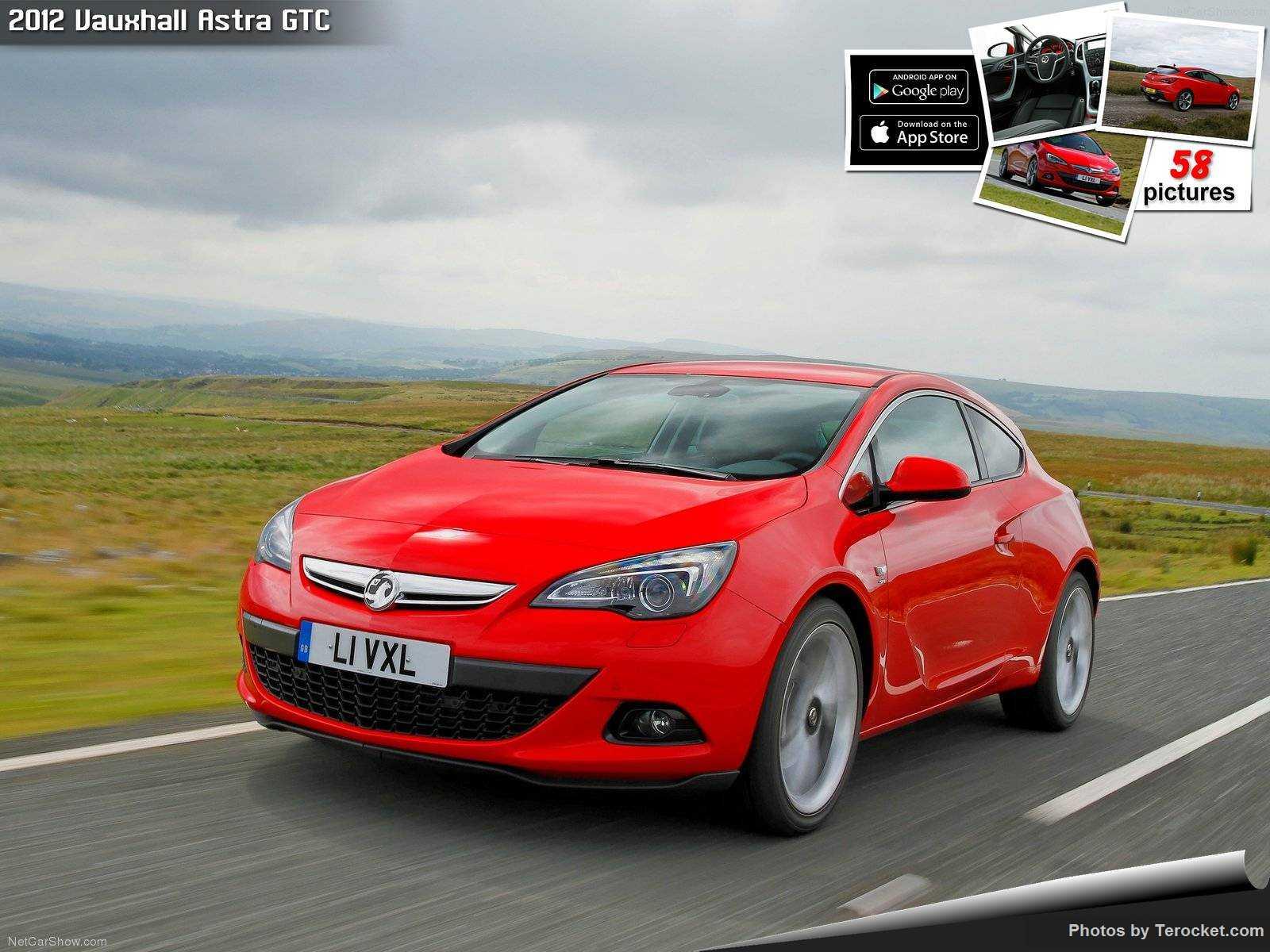Hình ảnh xe ô tô Vauxhall Astra GTC 2012 & nội ngoại thất