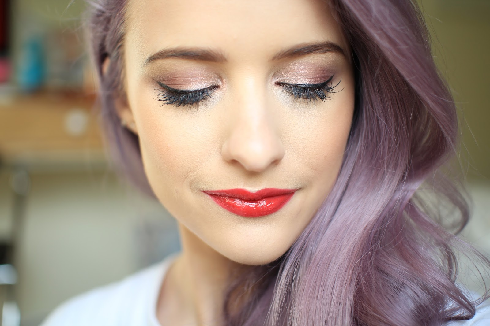 Charlotte Tilbury vintage vamp eyeshadow