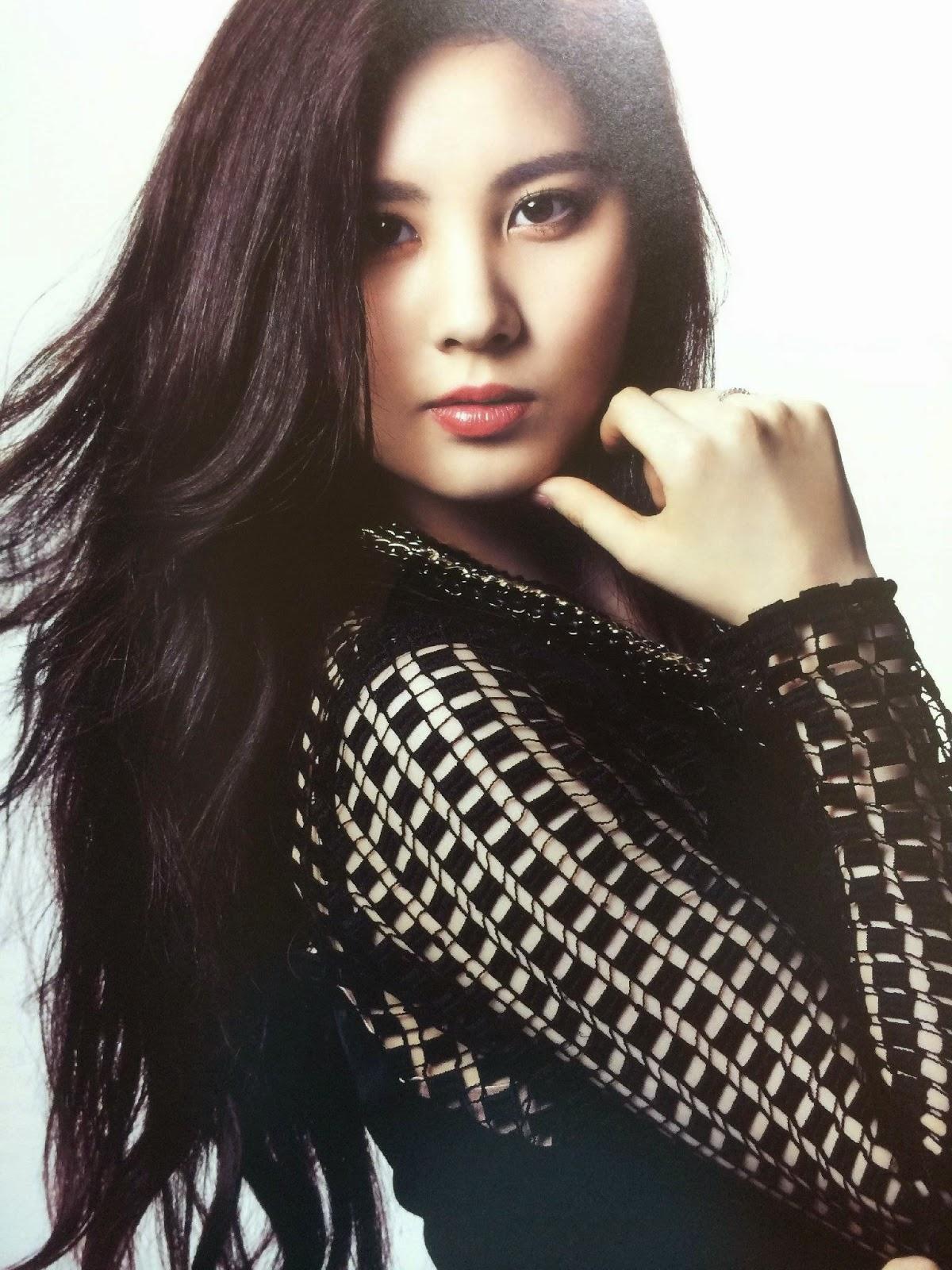 SNSD Seohyun (서현; ソヒョン) Girls Generation The Best Scan Photos