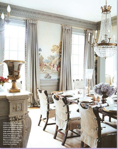 Breakfast With Kate Moss De Gournay