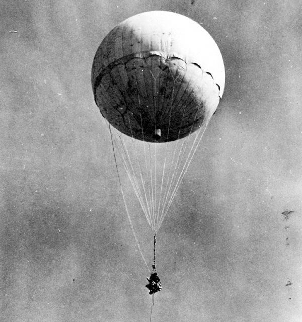 Αερόστατα βόμβες: Ένα μεγάλο μυστικό του Β' ΠΠ!