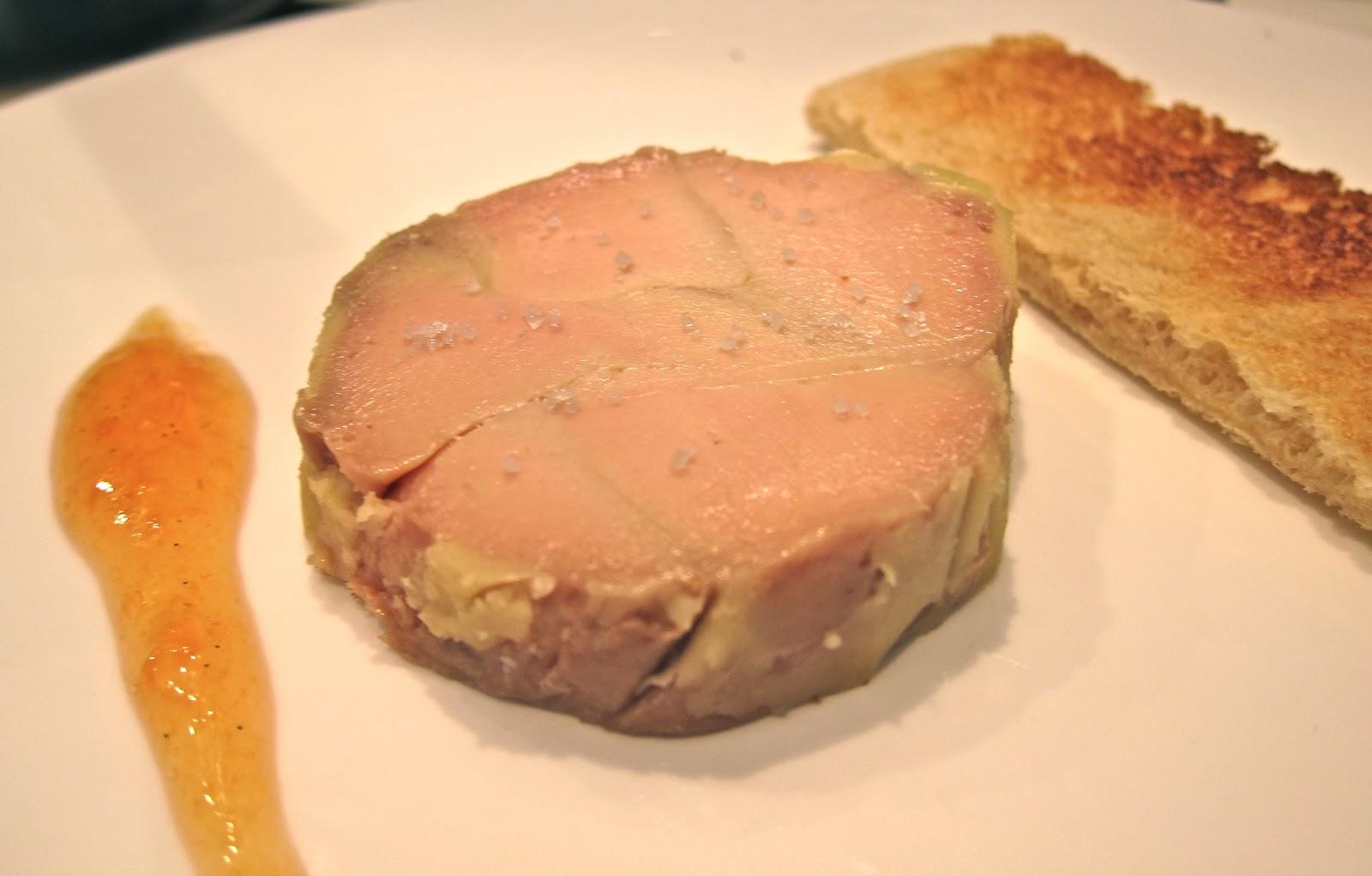 sous vide foie gras torchon cook on your feet. Black Bedroom Furniture Sets. Home Design Ideas