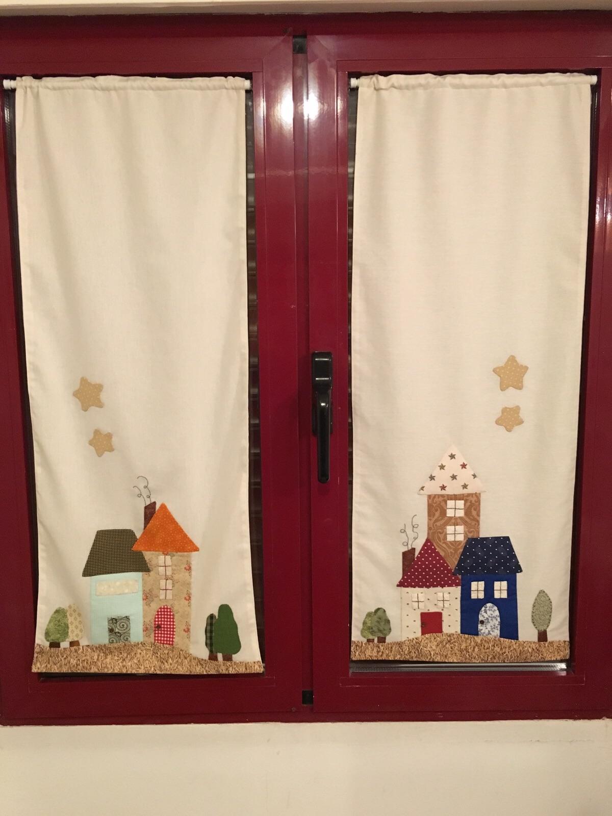 Mis gallinitas locas cortinas for Bases para colgar cortinas