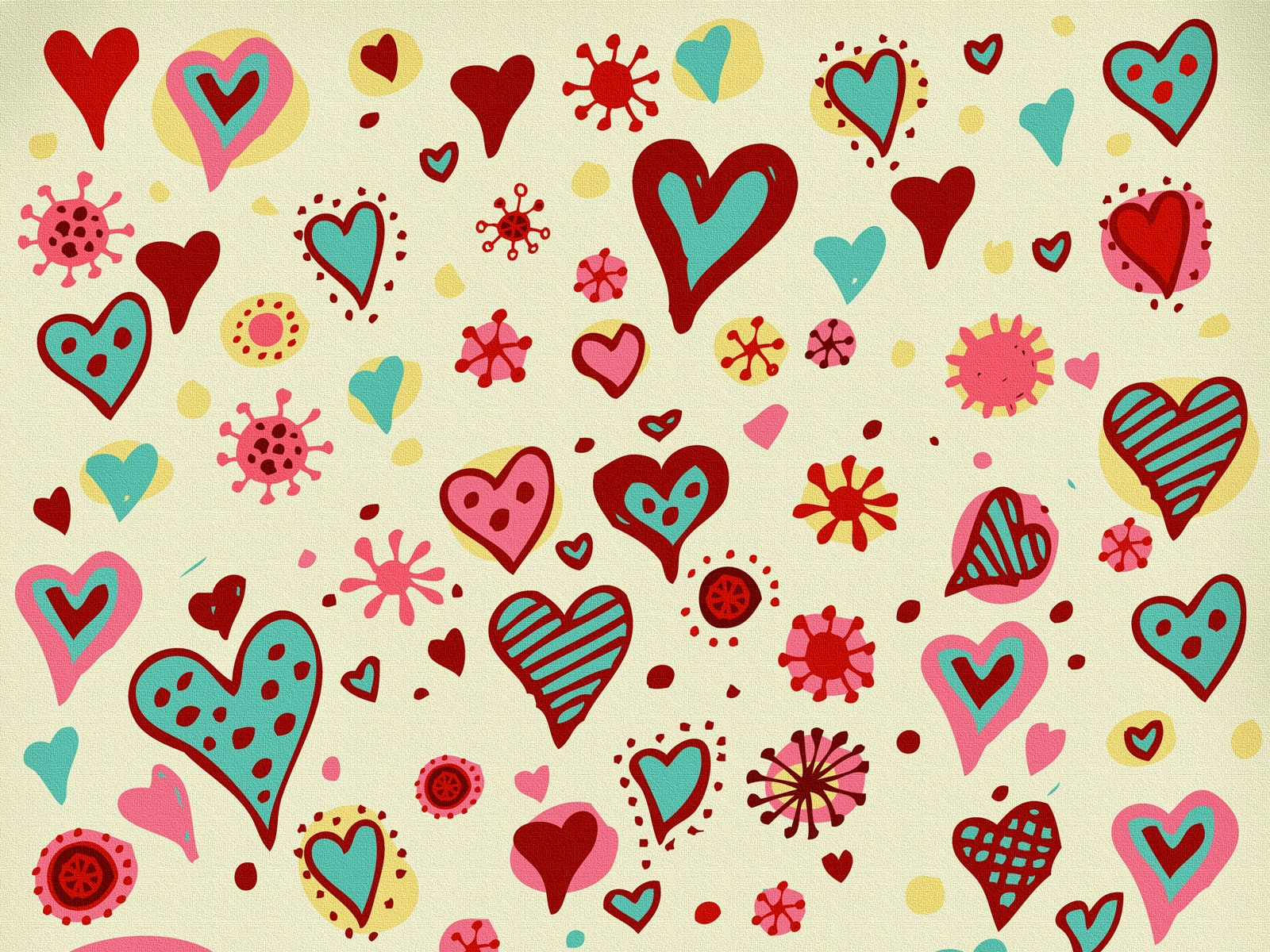 Hearts Wallpapers, part 4