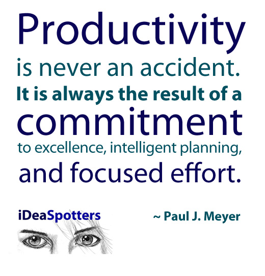 productivity quotes quotations quotesgram