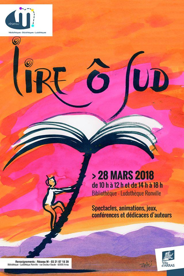 Lire O Sud, 28 mars 2018