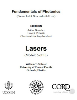 Fundamentals of Photonics : Lasers