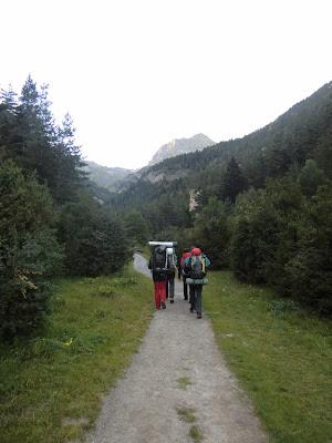 Camino Ibones de Arriel