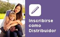 Inscribirte como Distribuidor