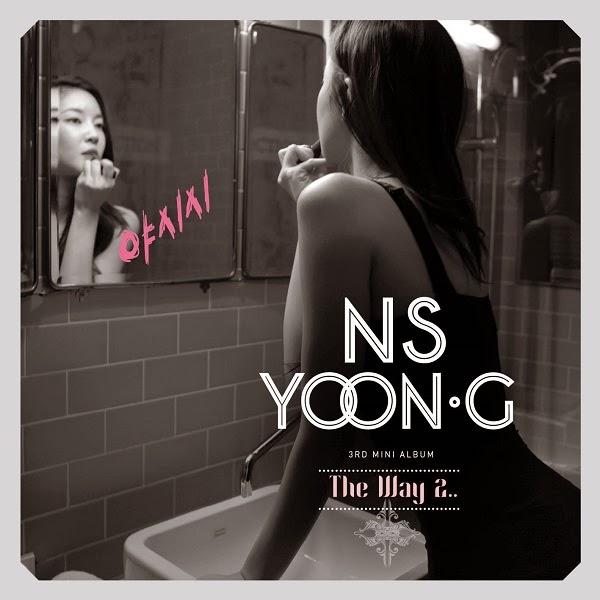 NS Yoon-G Yasisi Cover