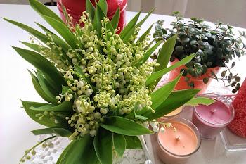 Lilje konvall... helt nydelig blomster
