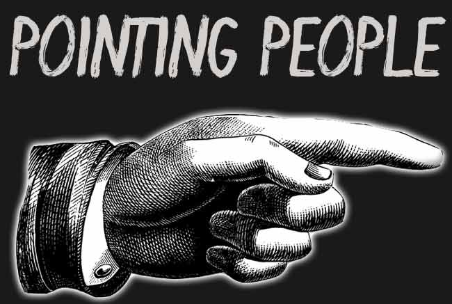 Pointing People