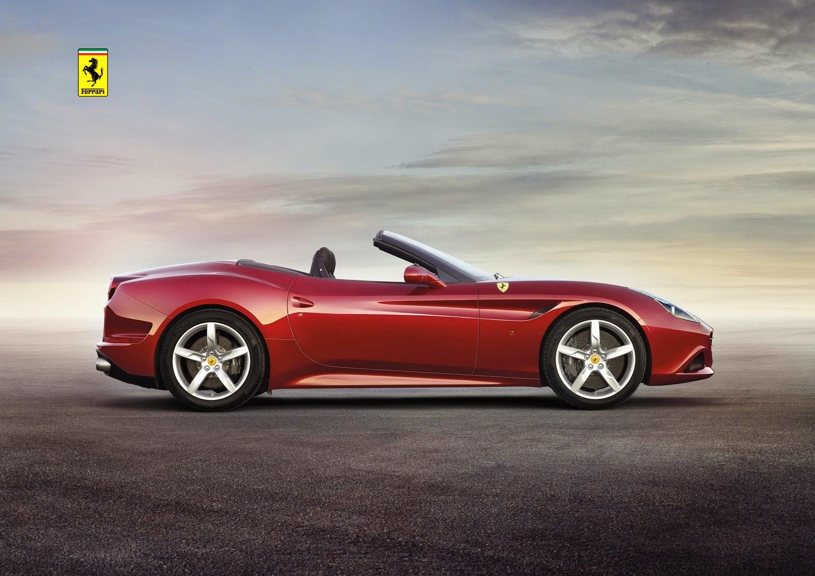 Model 2015 Ferrari California T  Twinturbo V8 560 Hp  Car