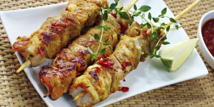 Minced Chicken Rolls