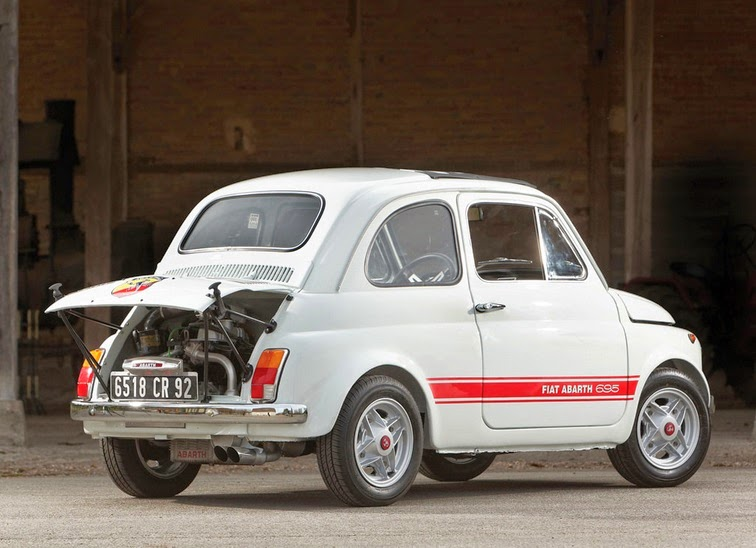 world of classic cars fiat abarth 695 ss 1970 world of. Black Bedroom Furniture Sets. Home Design Ideas