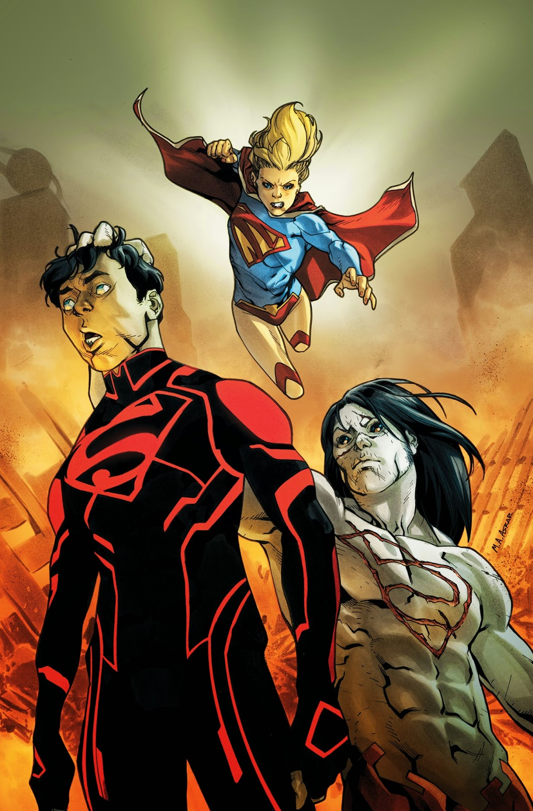 ADN Collections: The NEW 52 Story: Supergirl [Parte 3]