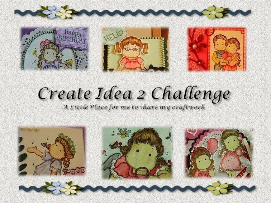 Create Idea 2 Challenge