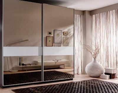 Los espejos en el dormitorio