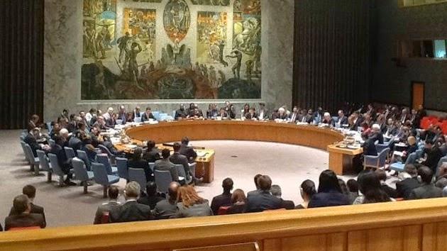 """Rusia convoca reunión extraordinaria del Consejo de Seguridad de la ONU """"guerra civil"""" en Ucrania"""