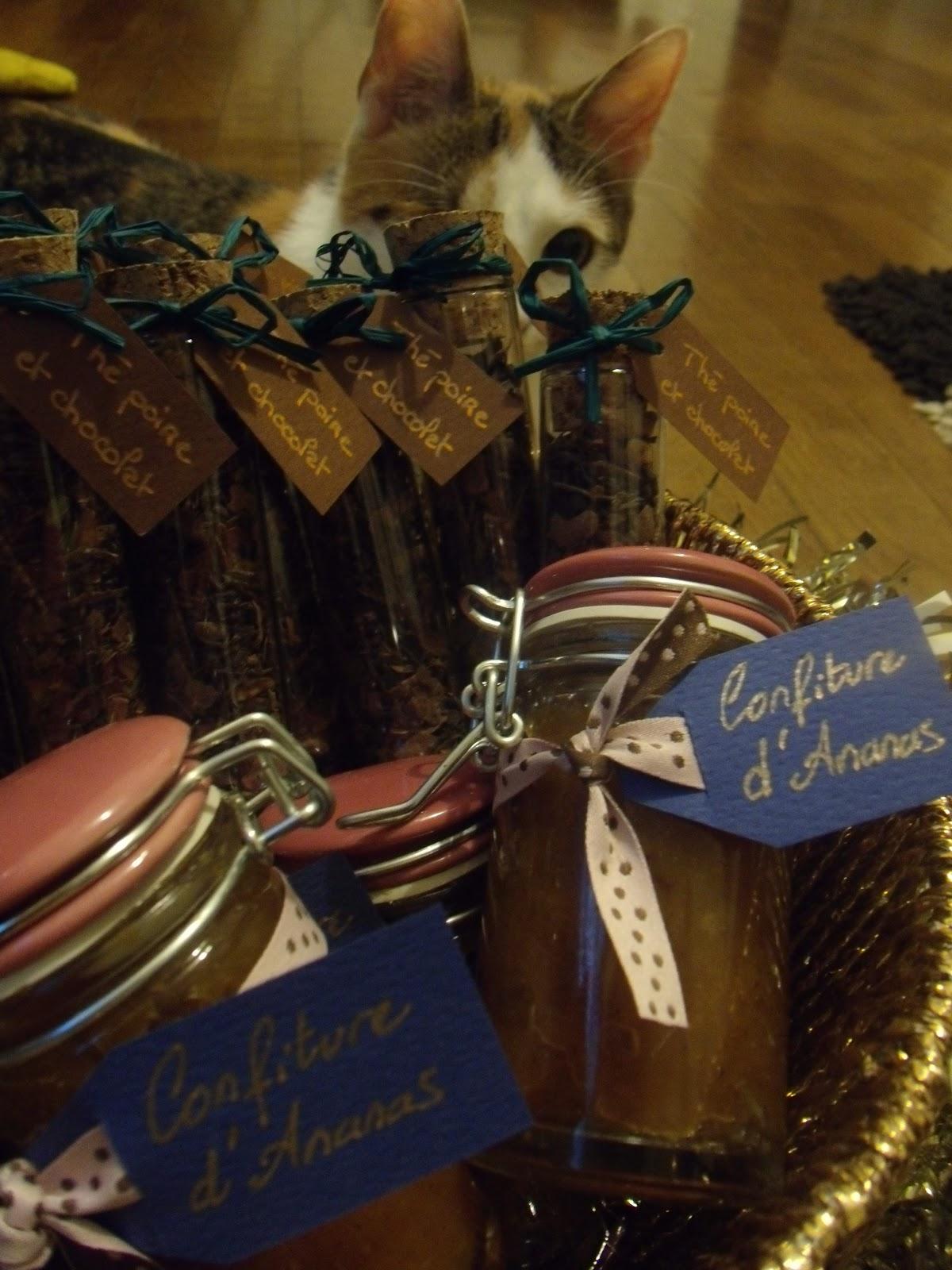 Mlle prune cadeaux de no l maison for Cadeaux de noel maison