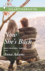 Now She's Back by Anna Adams