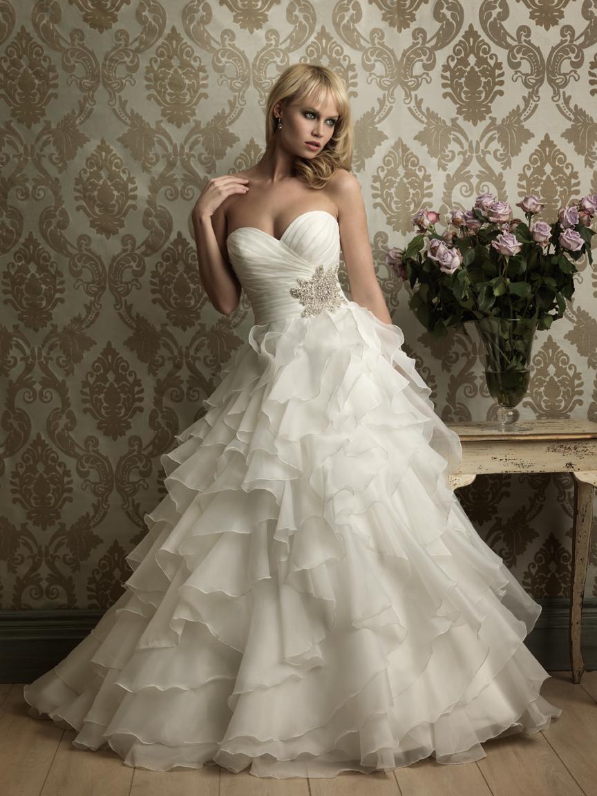 Fashion apparel 2012 ball wedding dresses 2013 for Wedding dress styles for big hips