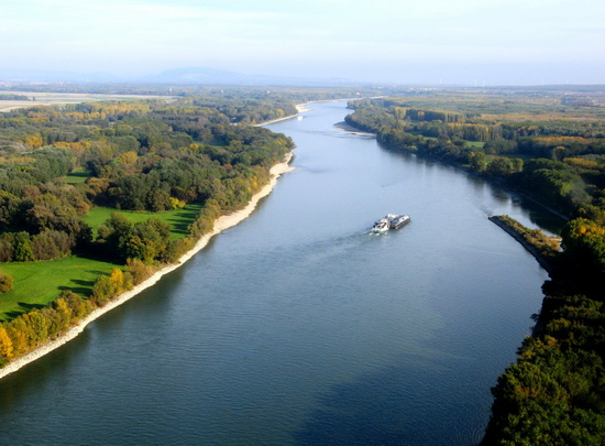 What is the longest river in Germany?