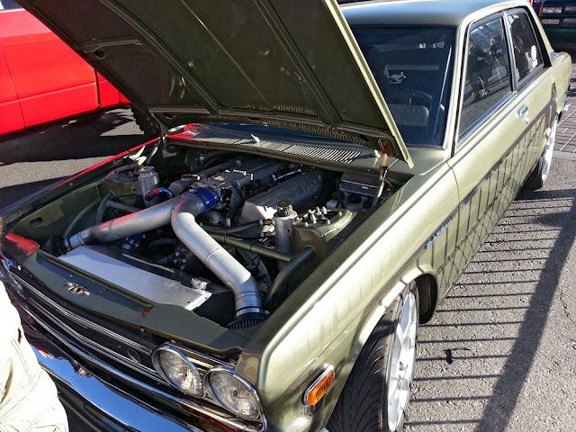 Datzilla Datsun 510 V8