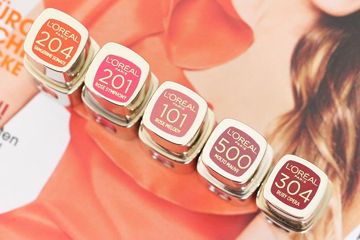 L'Oréal: Color Riche L'Extraordinaire Lipstick