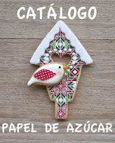 CATÁLOGO PAPELES AZÚCAR