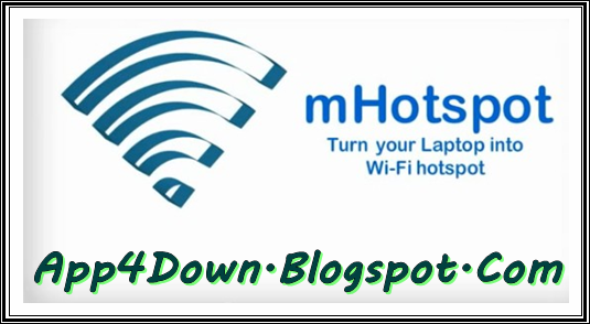 mHotspot 7.6.0.0 Windows