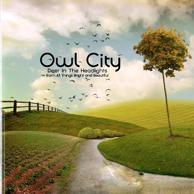 Owl City - Deer In The Headlights Lyrics