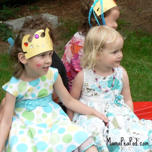mermaid birthday party games