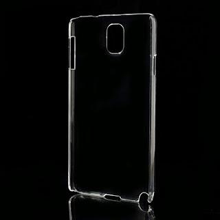 Transparent Clear Crystal Case for Samsung Galaxy Note 3 N9005 N9002 N9000