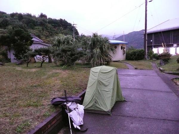31_ Cold Rainy Night in Tosa Shimizu