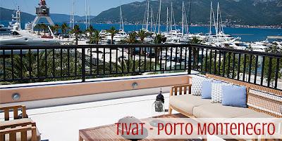 (Montenegro) - Tivat - Porto Montenegro