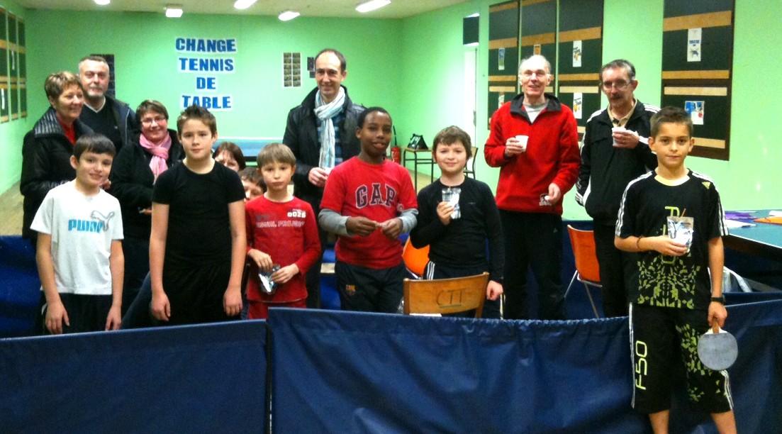 Tennis rencontre par equipe