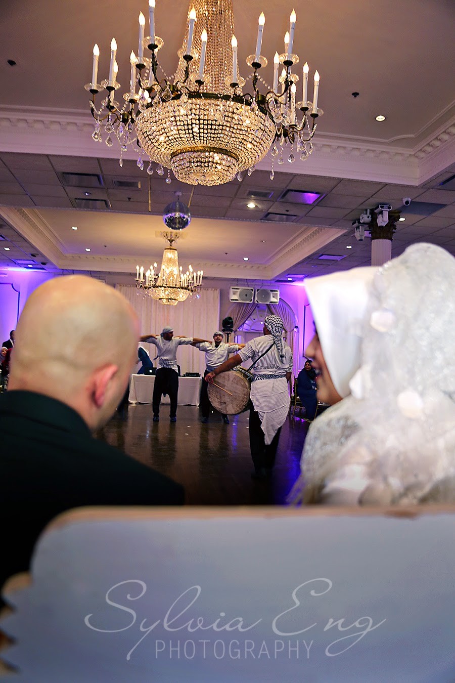 Roma's Hospitality Centre - Wedding Reception in Mississauga