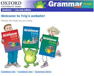 TRIG&#39;S GRAMMAR WEBSITE