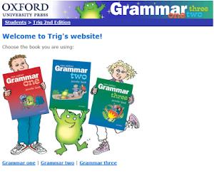 TRIG'S GRAMMAR WEBSITE