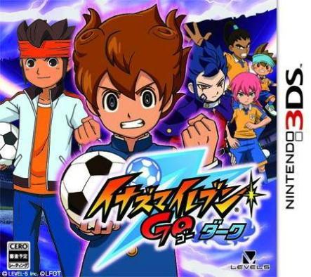 Nuevos Videojuegos De Inazuma Eleven Para Wii Y Nintendo 3DS En Jap  N