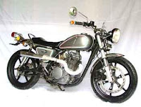 MODIFIKASI KAWASAKI BINTER MERZY-MODIFIKASI-1981