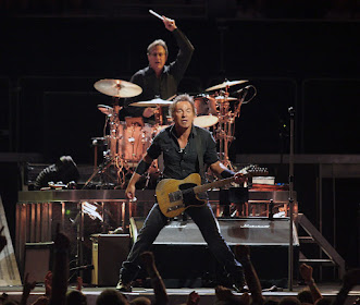 Bruce Springsteen. Madrid 17 junio. Un concierto histórico.