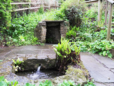 St Decuman's Holy Well Watchet Somerset