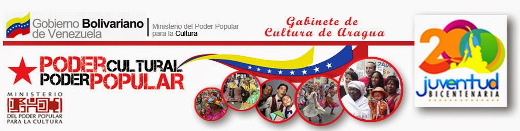 Gabinete de Cultura Aragua