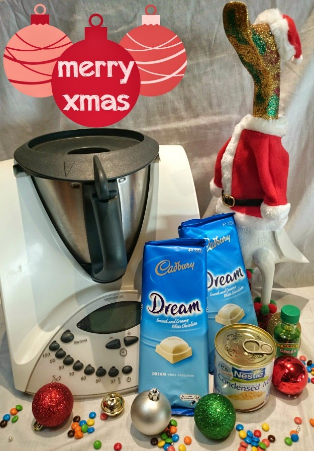 thermomix xmas recipe