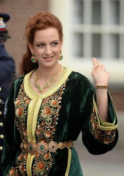 L'actualité en photos de la Princesse Lalla Salma du Maroc
