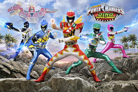 Power Rangers Dino Super Charge Episode 18 Subtitle Indonesia