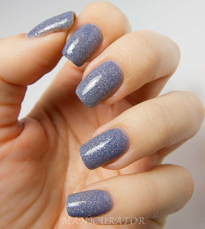 Zoya Pixie Dust in Stevie Swatch and Review   Nail Polish